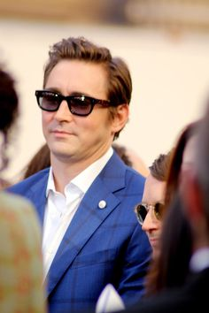 #LeePace at the Hollywood Walk of Fame ceremony for Peter Jackson, Dec. 8, 2014.