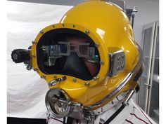 Navy Develops Futuristic DAVD HUD For Augmented Reality Underwater