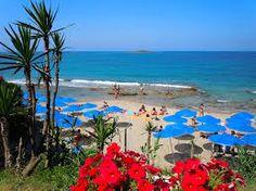 A view of the beach in Katakolon Homeland, Olympia, Golf Courses, Greece, Europe, Beach, Travel, Greece Country, Viajes