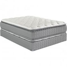 american bedding valor iii double sided pillow top mattress