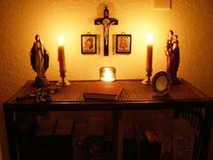 Domestic Church: Room by Room - Family Altars