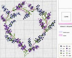 Etamin Şablonları Kalp Desenleri 63 - Mimuu.com