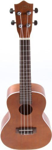 Lanikai LU-21C - Concert by Lanikai. $69.99. Just learning to play the uke? Wanting a quality instrument, at a nice price? Well well well, you've found it! The LU-21C offers an awesome sound, thanks to its all-nato body and its rosewood fingerboard. It's a warm, sweet sound you're going to love. This ukulele is built to last, too. That's a good thing! You'll want to take this baby everywhere you go. Don't wait around trying to find a better deal on a first uke than this on...