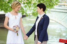 What to Wear to Your Queer Wedding-from a Bicycle Built for Two