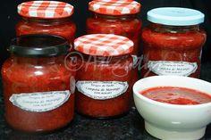 Terapia do Tacho: Compota de morango sem açúcar (Sugarless strawberry fam)