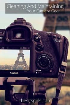 It's important to care for your camera gear to make it last as long as possible. Tips to help you maintain your photography equipment.