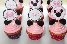 I have already been thinking Kinsey's 3rd birthday would be a minnie mouse theme