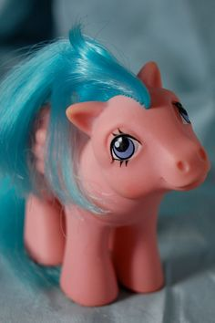 My Little Pony Baby Firefly G1 by ellies80stoybox on Etsy, $6.00