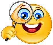Emoticon Dos Binóculos - Baixe conteúdos de Alta Qualidade entre mais de 58 Milhões de Fotos de Stock, Imagens e Vectores. Registe-se GRATUITAMENTE hoje. Imagem: 19559995