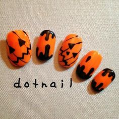 Source by aprillogea Halloween Nail Designs, Halloween Nail Art, Zombie Nails, Witch Nails, Skull Nails, Korean Nails, Holiday Nail Art, Gel Nail Art, Trendy Nails