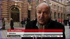 Kari Lumikero is a Finnish journalist and correspondent,