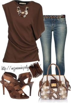 """Untitled #596"" by mzmamie on Polyvore"