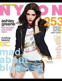 With its unique sense of style and a keen pop culture sensibility, Nylon gives today's young woman a modern twist to fashion, beauty, music and more.
