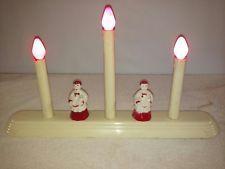 1950s ROYAL ELEC RARE VINTAGE 3 C7 LIGHT CHRISTMAS CANDLE/CANDOLIER W/CHOIR BOYS Vintage Christmas Lights, Christmas Candle, Choir, Birthday Candles, 1950s, Boys, Baby Boys, Greek Chorus, Choirs