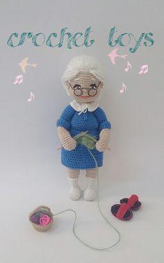 Crochet dolls yassorasalem