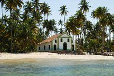 Praia dos Carneiros, Brazil