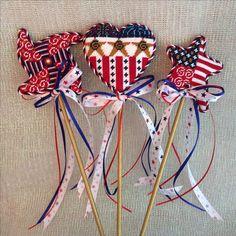 of July needlepoint finishing, designer unknown Needlepoint Designs, Needlepoint Stitches, Needlepoint Canvases, Needlework, Fourth Of July Decor, 4th Of July, Christmas Mix, Cross Stitch Finishing, Patriotic Decorations