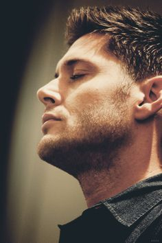 Jensen, in all his beauty.