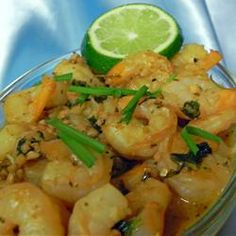 Tequila Shrimp Allrecipes.com