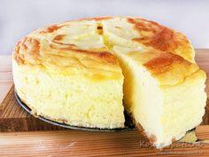 Polish Recipes, Polish Food, Cheesecakes, Vanilla Cake, Camembert Cheese, Bakery, Deserts, Good Food, Food And Drink