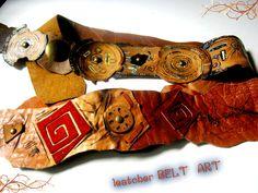 leatcher Belt