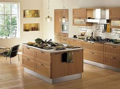 modern kitchen pictures and ideas | Modern Kitchen Ideas - Italian - Cabinets