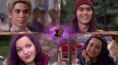 "Trailer For DCOM ""Descendants"" April 26, 2015 - Dis411"