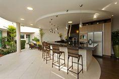Ideas para tener una hermosa cocina conectada al jardín (de Marcela Núñez)