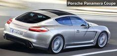 Porsche Panamera Coupe