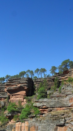 Parque Natural Alto Tajo, 2012. Cañón.