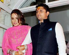 Mohit Suri Marries Udita Goswami  spicybollywoodmasala.blogspot.com