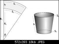 Formula for applying vinyl to curved surfaces