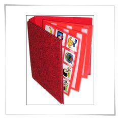 Kommunikationsbuch mit Klett-Symbolkarten gibt es hier