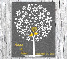 Personalized Wedding Gift for Couples Gift for Her Him by ANYPRINT, $15.00