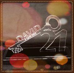 21st Birthday Commenoration