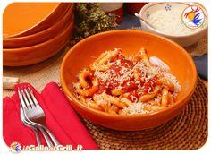 » Filatelli fatti in casa con sugo di coniglio #food #italianfood #ricette #recipes