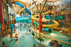 Splash Lagoon Indoor Water Park - Erie, PA-now within the area that you don't need to fill out  a travel packet.