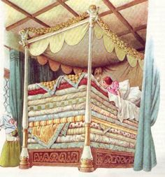 Dormire in un letto regale: il materasso per una vera principessa!   Weddings Luxury
