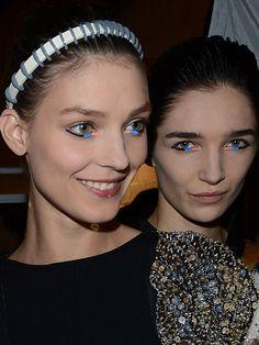 fendi eyeshadow , poppn color!!!