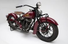 1935 Indian Chief Motorcycle