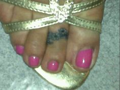 Toe+Ring+Tattoos+for+Women | my toe ring – Tattoo Picture at CheckoutMyInk.com