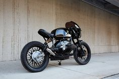 BMW R100 1979 By Federal Moto More pics here: http://www.hellkustom.com/2016/12/bmw-r100-1979-by-federal-moto.html …