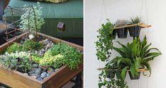 29 pequeños y espectaculares proyectos para decorar con plantas el interior de tu hogar | Upsocl