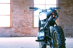 Turning the Honda CM400 Into An Urban Assault Machine | Bike EXIF