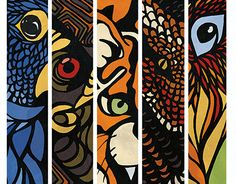"Check out new work on my @Behance portfolio: ""Olho de Bicho | Animal´s Keek | 2015"" http://be.net/gallery/43505103/Olho-de-Bicho-Animals-Keek-2015"