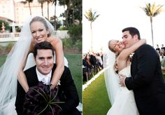 Real Wedding: Morgan & Harry