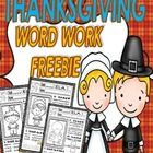 FREE! These simple task printables are easy to make for kids from Pre-K to 1st grade and to use at Thanksgiving week.  Students have to look at a picture...