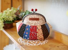 Patchwork Purse / Pouch