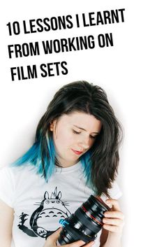 Tips for beginner Filmmakers – 10 lessons I learnt from working on film sets. Working on film sets gives yo Film Tips, Acting Tips, Film Studies, Making A Movie, Film School, Video Film, Film Director, Screenwriting, Feature Film