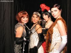 1920's themed party!